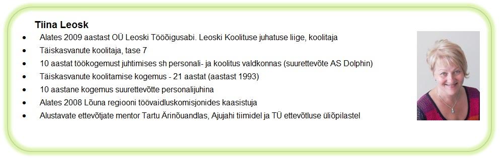 LEKTOR LEOSK